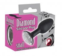Preview: Diamond Anal Plug - Ø 2,8 cm