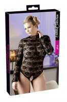 Preview: Lace Body Crotchless