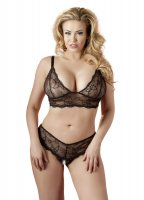 Preview: Bra and crotchless G-string