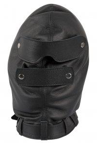ZADO Leather Isolation Mask