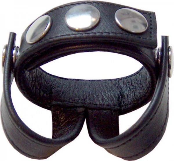 Robust Mr. B Cockstrap with sturdy testicles belts