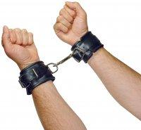 Preview: Handfessel weich gepolstert
