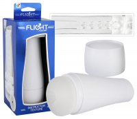 Preview: Flight White Fleshlight Masturbator