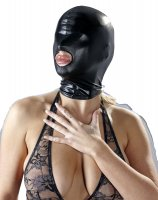 Preview:  Wetlook Kopfmaske in Schwarz