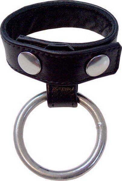 Mr. B Cockstrap with 40 mm penis ring for a secure grip