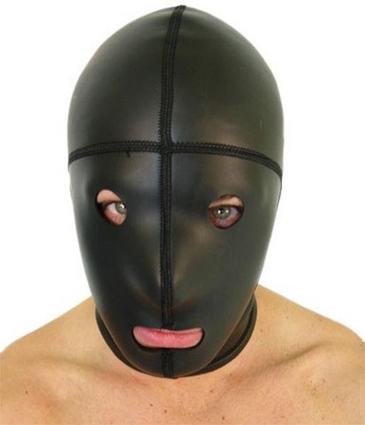 Neoprene Hood Eyes and Mouth L and XL