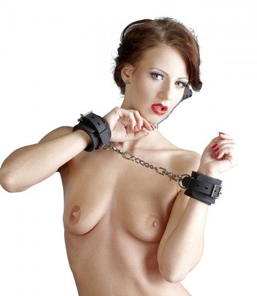 Silikon-Handfessel