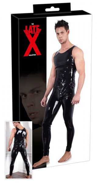 Latex Jumpsuit