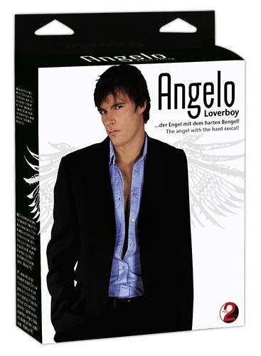 "Male Love Doll ""Angelo"""