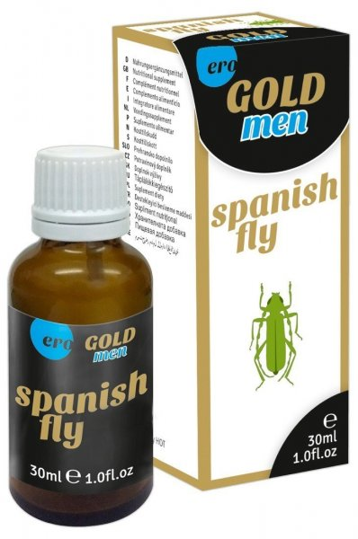 Spanish Fly men GOLD strong 30ml