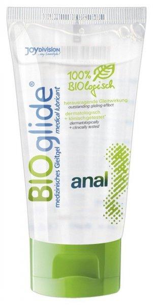 BIOglide - das biologische Analgleitgel