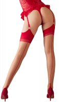 Preview: Stockings skin/red