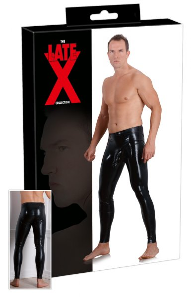 Latex Leggings for Men