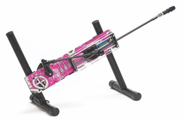 Steeltoyz Fickmaschine Pro3 pink: Power im besonderen Look