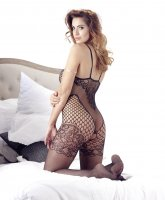 Preview: Lace Catsuit