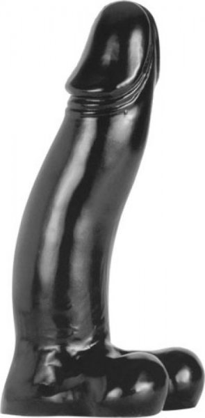 All Black Gerhard Dildo
