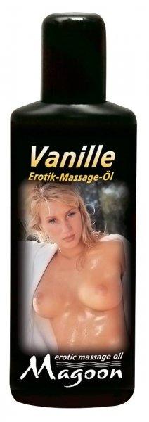 Magoon Vanille Massage Oil