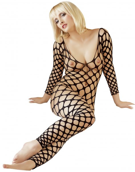 Seamless Catsuit