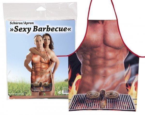 """Apron """"Sexy Barbecue"""""""