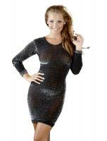 Preview: Glitter Dress long