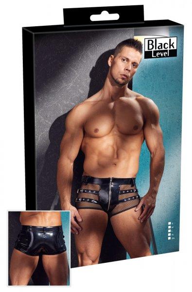 Vinyl Men's Pants