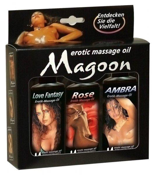 Massage Oil Set