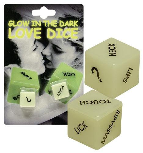 "Dice ""Glow-in-the-dark"""