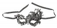 Preview: Eine Augenmaske als sinnliches Accessoire