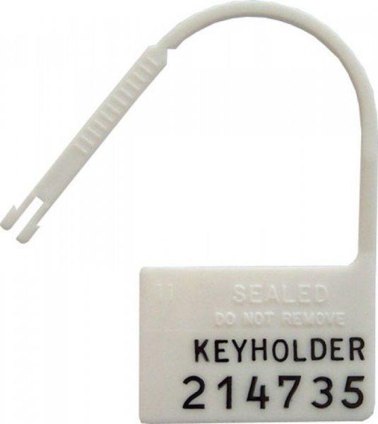 CB extra: Spare plastic lock 1 pc